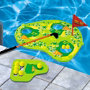 Floating Golf Swimming Pool Game
