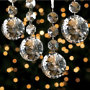 Diamond Crystal Ornaments