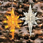 LED Lighted Star Christmas Decoration
