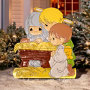 Precious Moments Nativity Scene