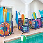 Swimming Pool Noodle Storage
