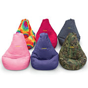 Monogrammed Dorm Beanbag Chairs