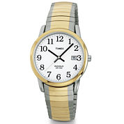 Timex® Easy Reader Mens Expansion Strap Watch