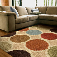 Concepts Collections Shag Rectangular Rug