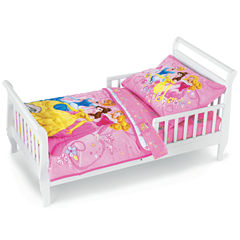 DaVinci Sleigh Toddler Bed - White