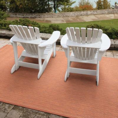 couristan saddle stitch rectangular rug - Couristan Rugs