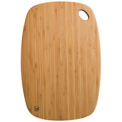 Totally Bamboo® Large GreenLite Cutting Board