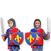 Melissa & Doug® Knight Role Play Costume Set