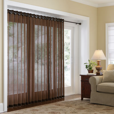 JCPenney Home™ Naples Grommet Top Bamboo Panel
