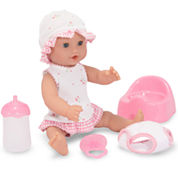 Melissa & Doug® Annie Drink & Wet Baby Doll