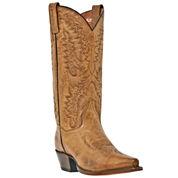 Dan Post® Santa Rosa Womens Leather Cowboy Boots