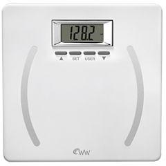 Weight Watchers® Body Analysis Scale