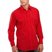 Ely Cattleman® Long-Sleeve Snap Shirt