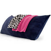 JCPenney Home™ Plush Fleece Body Pillow Cover