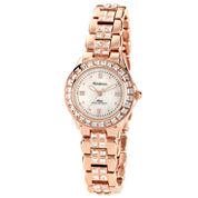 Armitron® Now® Womens Rose-Tone Dress Watch