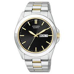 Citizen® Mens Two-tone Watch BF0584-56E
