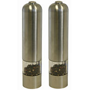 iTouchless® Electric Salt and Pepper Grinders