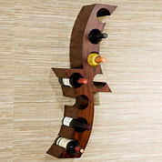 Reserva Wall Mount Wine Rack
