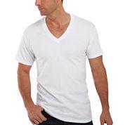 Hanes® 4-pk. ComfortBlend® Tagless V-Neck T-Shirt