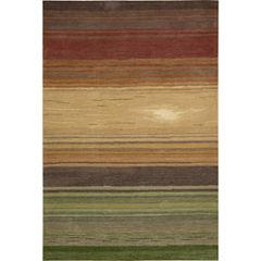 Nourison® Fall Reflection Rectangular Rug