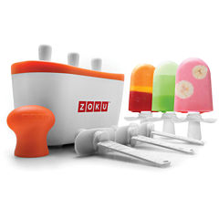 Zoku® Quick Pop™ Ice Pop Maker