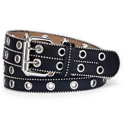 Relic® Silver Ball Grommet Belt