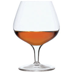 Michelangelo Collection By Luigi Bormioli Set of 4 Brandy Snifter Glasses