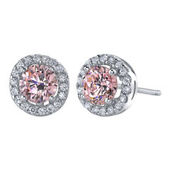 Diamonore™ 1.25 ct. t.w. Simulated Diamond Studs