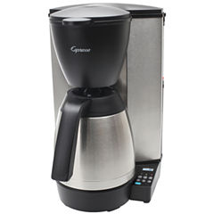 Capresso® 10-Cup Programmable Coffee Maker MT600 Plus