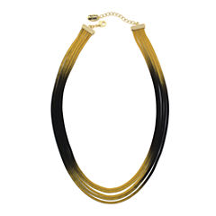 Nicole Miller® Ombré Multi Chain Necklace