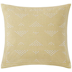 INK+IVY Cario Square Decorative Pillow