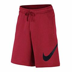 Nike Club Fleece Workout Shorts