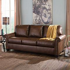 Signature Design By Ashley® Lottie Durablend® Sofa Sleeper