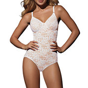 Bali® Shapewear Lace N' Smooth® Body Briefer - 8L10