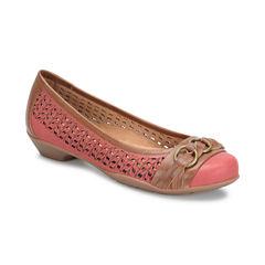 Soft Spots Posie Womens Slip-On Shoes