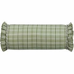 Williamsburg Burwell 7x16 Neckroll Throw Pillow