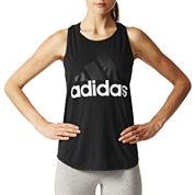 adidas® Graphic Logo Tank Top