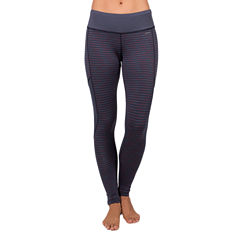 Jockey Stripe Jersey Leggings