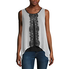 Alyx Lace Sleeveless Top