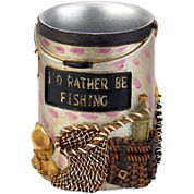 Avanti Rather Be Fishing Tumbler