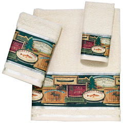 Avanti Rather Be Fishing Bath Towels