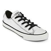 Converse® Chuck Taylor All Star Shine Girls Fashion Sneakers - Little Kids