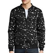 Split Splatter Jacket