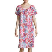 Adonna® Flutter-Sleeve Caftan