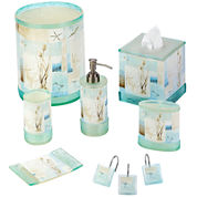 Avanti Blue Waters Bath Collection