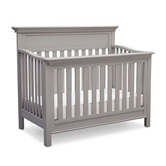 Delta Children's Products™ Fernwood 4-In-1 Crib - Gray