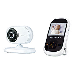 Motorola MBP18 Digital Wireless Video Baby Monitor