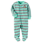 Carter's Boy Turq Footed Sleep-N-Play