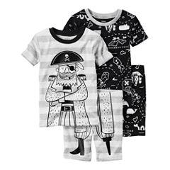 Carter's Pajama Shorts-Baby Boys