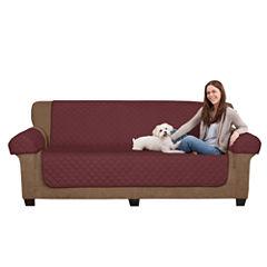 Maytex Buffalo Check Reversible Micro Sofa Pet Cover